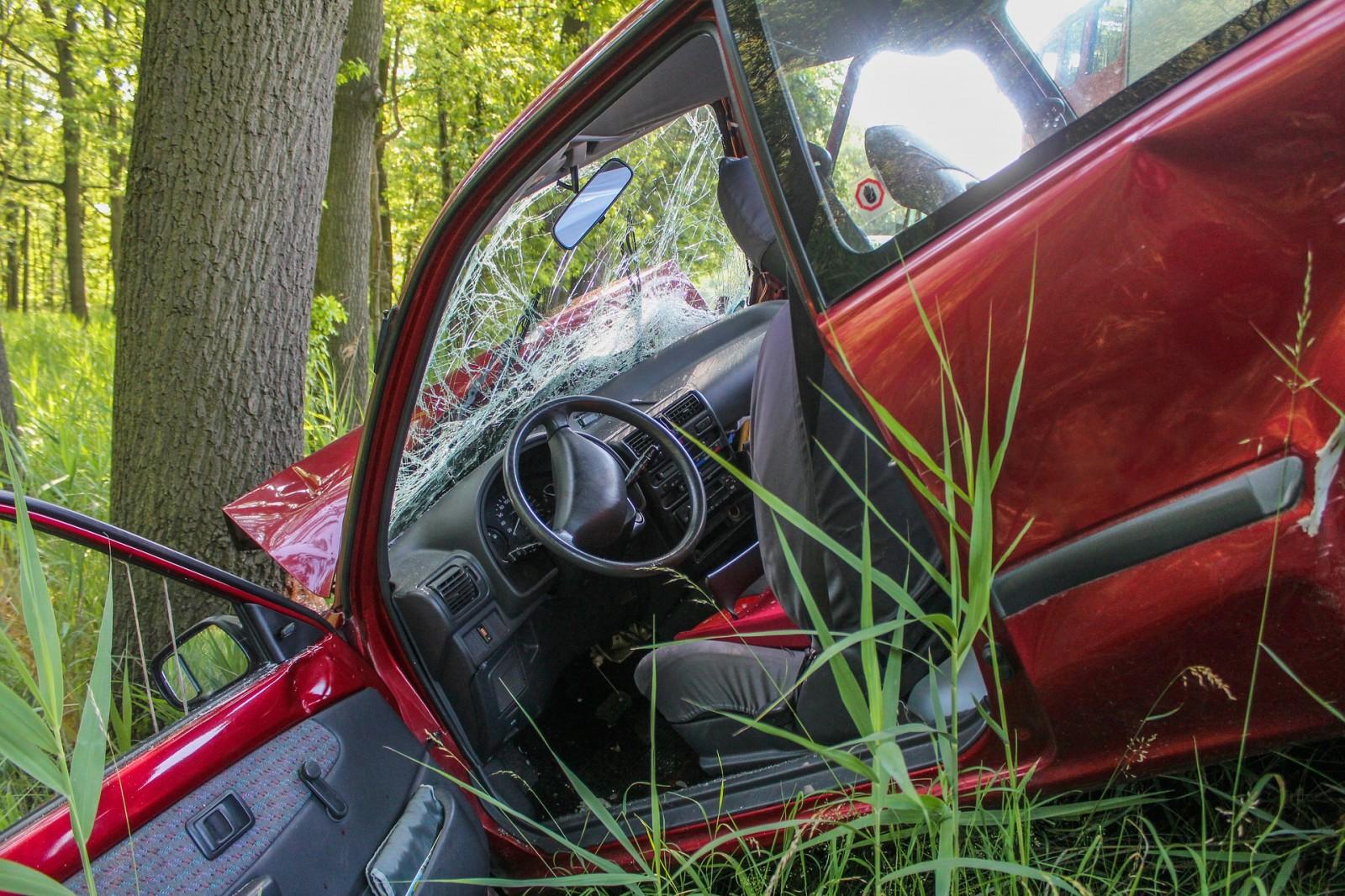 Törött autó nincs vezetési rutin