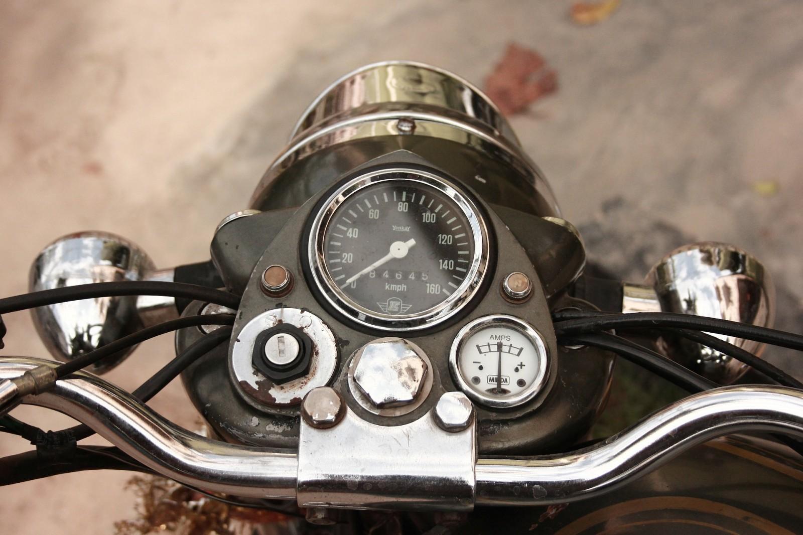 Kezdő motoros
